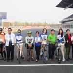 บุรีรัมย์จัดอลังการ Buriram Bike Fest 2016 ปั่น 2 ปราสาท ฉลอง 240 ปีเมืองแปะ