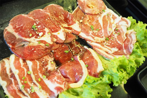 yakiniku-meat