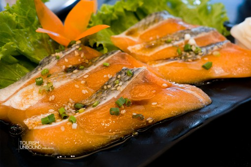 yakiniku-salmon