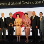 กรุงเทพฯ คว้าแชมป์เมืองจุดหมายปลายทางโลกของมาสเตอร์การ์ด ประจำปี 2559