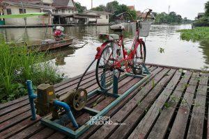 จักรยานปั่น