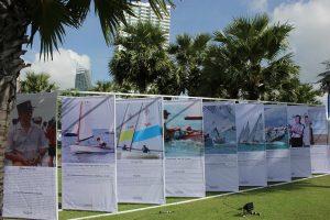 HM King Rama IX sailing Exhibition_m